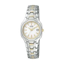 Citizen Eco-Drive Two-tone Women's Dress Watch