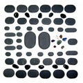 Basalt Lava Hot Stone Massage 60-piece Kit