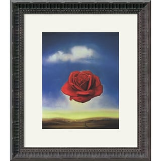Salvador Dali 'The Rose' Framed Art Print