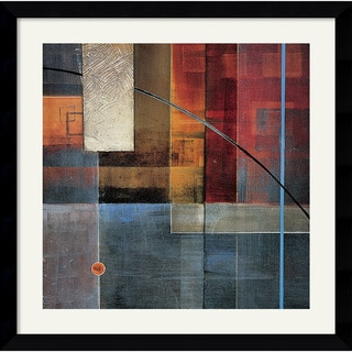 Darian Chase 'Theory in Color' Framed Art Print
