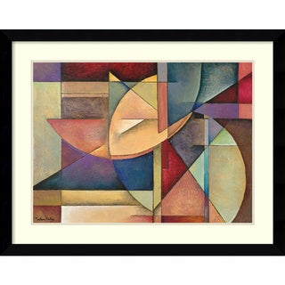 Marlene Healey 'Sections of My Destiny' Framed Art Print