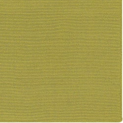 Hand-crafted Moss Green Solid Casual Ridges Wool Rug (3'3 x 5'3)