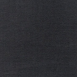 Hand-crafted Solid Black Casual 'Ridges' Wool Rug (8' x 11')