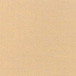 Hand-crafted Light Yellow Solid Causal Ridges Wool Rug (9' x 13')