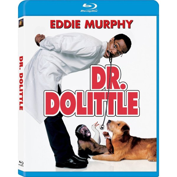 Dr. Dolittle (Blu-ray Disc) 7666926