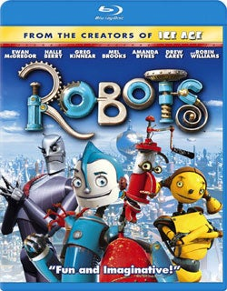 Robots (Blu-ray Disc)