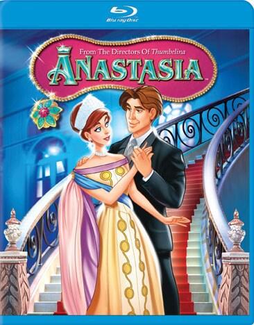 Anastasia (Blu-ray Disc)