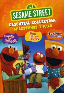 Sesame Street Essentials Collection: Milestones (DVD)