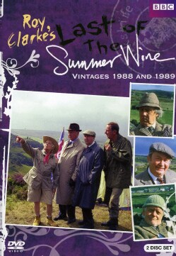 Last of the Summer Wine: Vintage 1988 and 1989 (DVD)