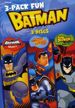 Batman Fun Pack (DVD)
