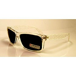 Airwalk Men's 'Excess' Clear Sunglasses