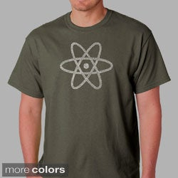 Los Angeles Pop Art Men's 'Atom' Shirt