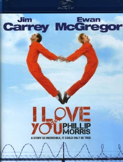 I Love You Phillip Morris (Blu-ray Disc)