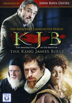 KJB: The Book that Changed The World (DVD)