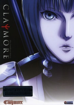 Claymore: Complete Series Box Set (DVD)