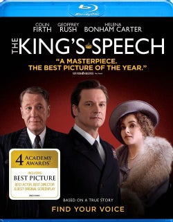 The King's Speech (Blu-ray Disc)