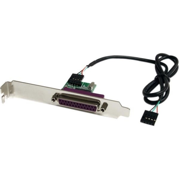 StarTech.com 24in Internal USB Motherboard Header to Parallel Adapter