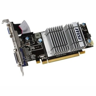 MSI R5450-MD1GD3H/LP Radeon 5450 Graphic Card - 1 GB DDR3 SDRAM - PCI