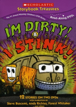 I'm Dirty! & I Stink! (DVD)