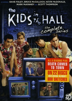 The Kids in the Hall: Complete Series (DVD)