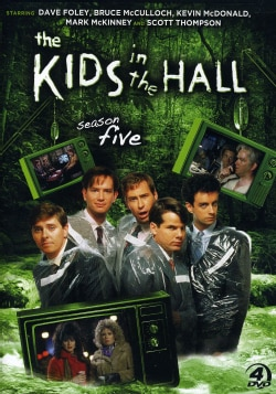 The Kids in the Hall: Complete Season Five (DVD)