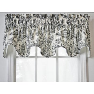 Victoria Park Scallop Valance