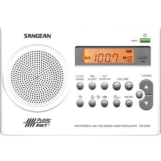 Sangean PR-D9W Radio Tuner