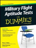 Military Flight Aptitude Tests for Dummies (Paperback)