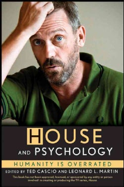 House and Psychology: Humanity Is Overrated (Paperback)
