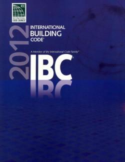 International Building Code 2012 (Paperback)