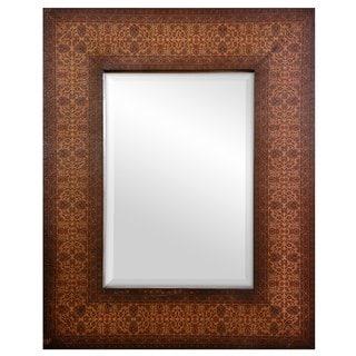 Olde World Vintage-style Mirror (China)