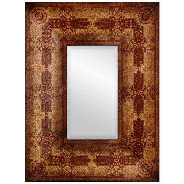 Olde World Baroque-style Mirror (China)