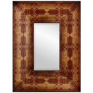 Olde World Baroque-style Mirror (China)