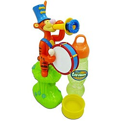 Gazillion Bubbles Tigger's Motorized Bubbler