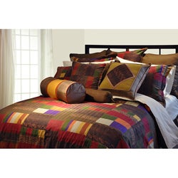 Marrakesh 12-piece California King-size Bed in a Bag with Sheet Set