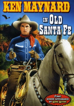In Old Santa Fe (DVD)