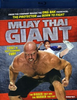 Muay Thai Giant (Blu-ray Disc)