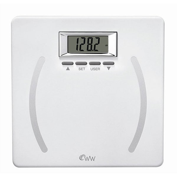 Conair Weight Watchers Durable Body Analysis Scale