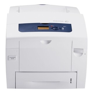 Xerox ColorQube 8570DN Solid Ink Printer - Color - 2400 dpi Print - P
