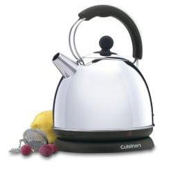 Cuisinart KUA-17 Stainless Steel 3.75-quart Cordless Automatic Electric Kettle