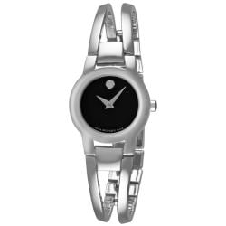Movado Women's 0604759 Amorosa Stainless Steel Watch