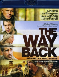 The Way Back (Blu-ray Disc)