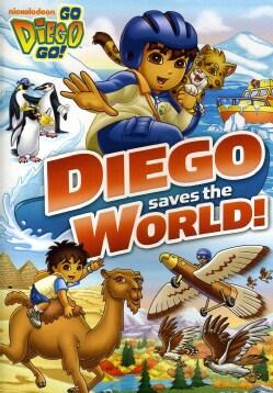 Go, Diego, Go!: Diego Saves The World (DVD)