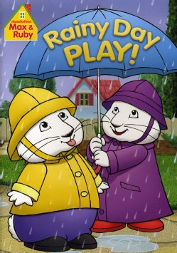 Max & Ruby: Rainy Day Play (DVD)