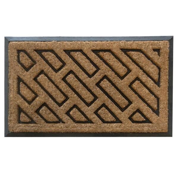 Tuff Brush Brick Door Mat (1'6 x 2'6)