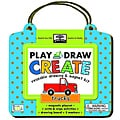 Green Start 'Trucks' Drawing and Magnet Kit