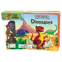 Junior Groovies Dinosaurs Storybook