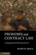 Promises and Contract Law: Comparative Perspectives (Hardcover)