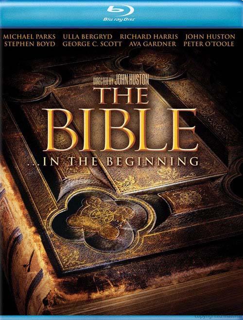 The Bible (Blu-ray Disc)