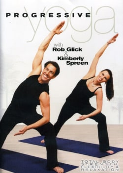 Progressive Yoga (DVD)